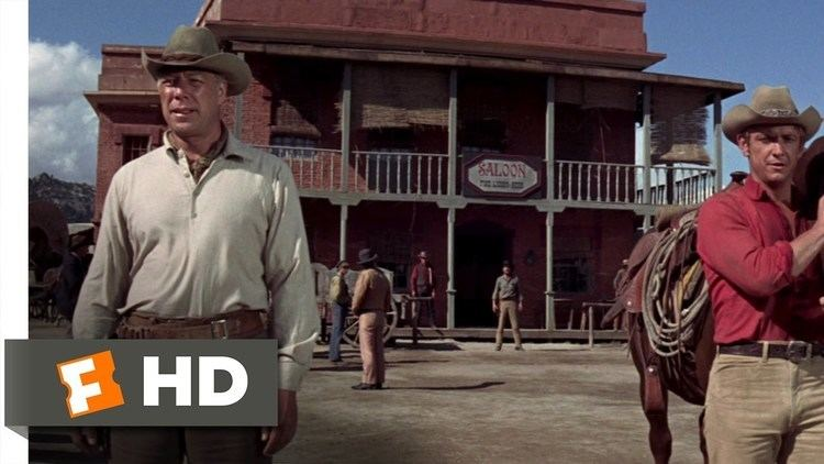 Guns of the Magnificent Seven Guns of the Magnificent Seven 29 Movie CLIP Thats My Horse