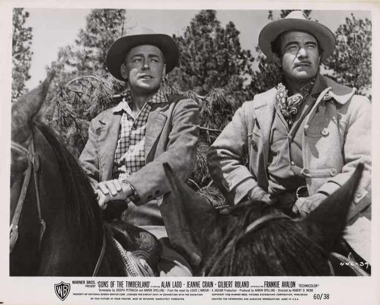 Guns of the Timberland Lauras Miscellaneous Musings Tonights Movie Guns of the