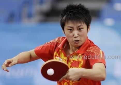 Guo Yue (table tennis) Guo Yue table tennis biography Guo Yue table tennis