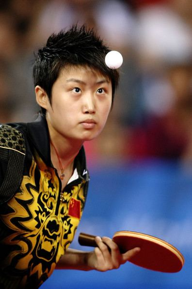 Guo Yue (table tennis) Guo Yue Pictures Olympics Day 14 Table Tennis Zimbio