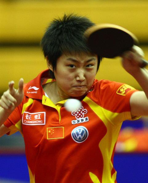 Guo Yue (table tennis) Guo Yue Photos 2008 ITTF China Table Tennis Open Zimbio