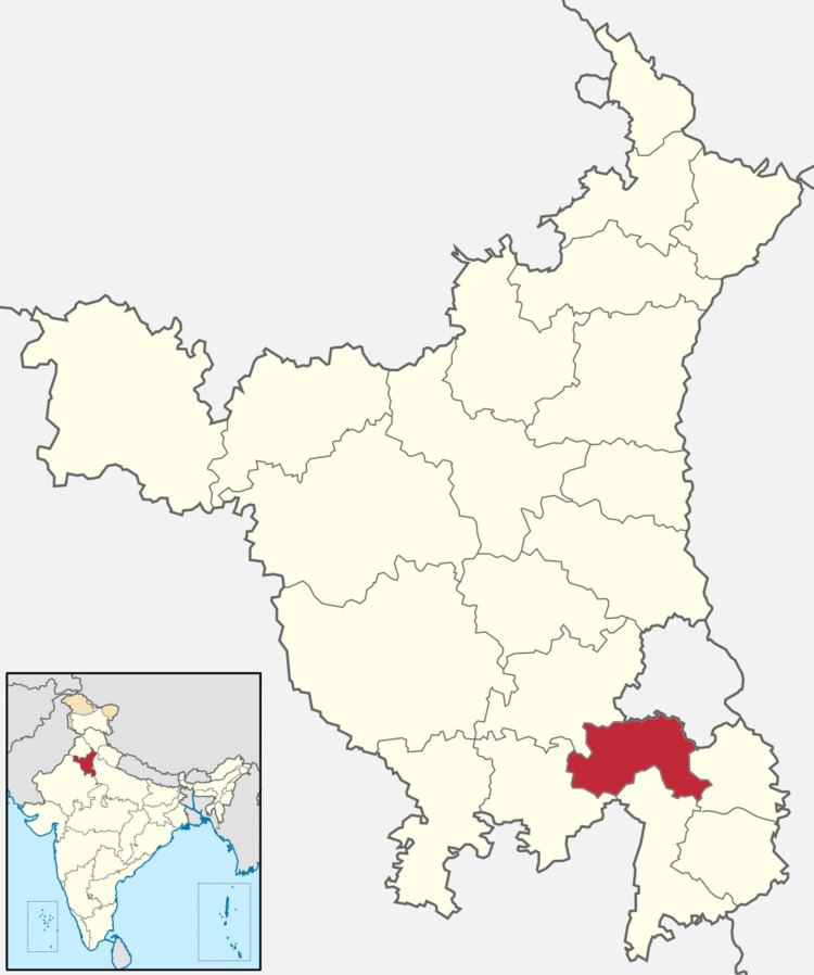 Gurgaon district