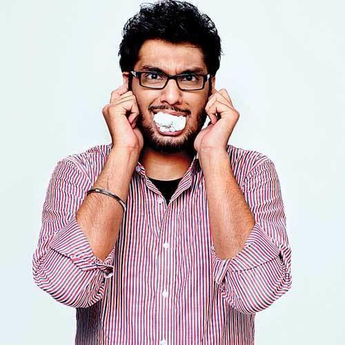 Gursimran Khamba Gursimran Khamba Stand Up Comedian LiveInStyle