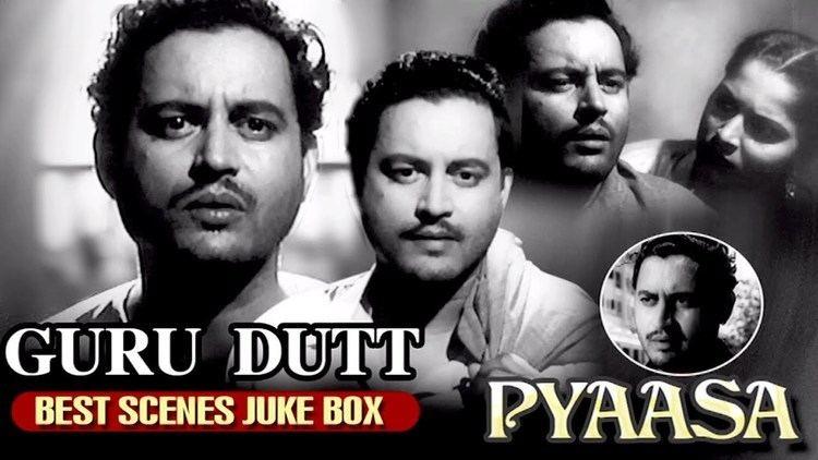 Guru (1997 film) movie scenes Best Scenes of Guru Dutt Pyaasa