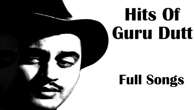 Guru Dutt Best Of Guru Dutt Audio Jukebox HQ Guru Dutt Hit Songs YouTube