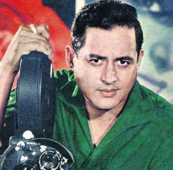 Guru Dutt Stars die jung gestorben sind Bilder Vasanth Kumar Shivashankar