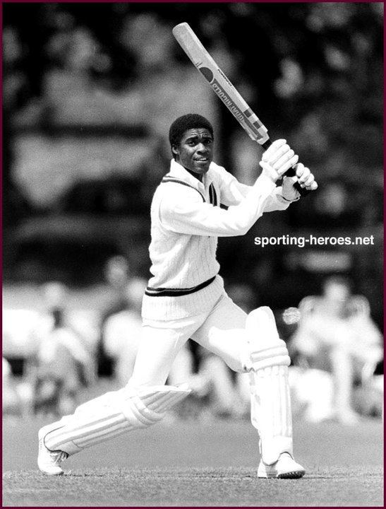 Gus Logie Test Record v New Zealand West Indies