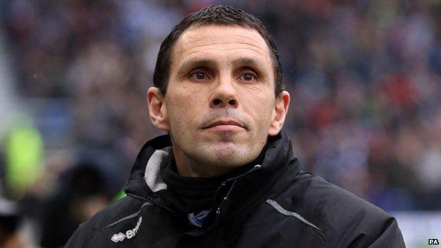 Gus Poyet BBC Sport Gus Poyet Sunderland name Uruguayan as head coach