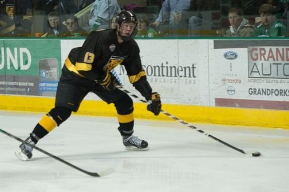 Gustav Olofsson NCAA Hockey In Direct Competition with the CHL