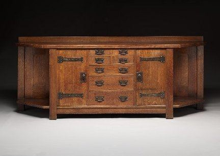 Gustav Stickley Exhibit of Gustav Stickley39s works highlights his