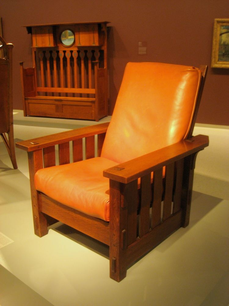 Gustav Stickley Gustav Stickley Wikipedia the free encyclopedia