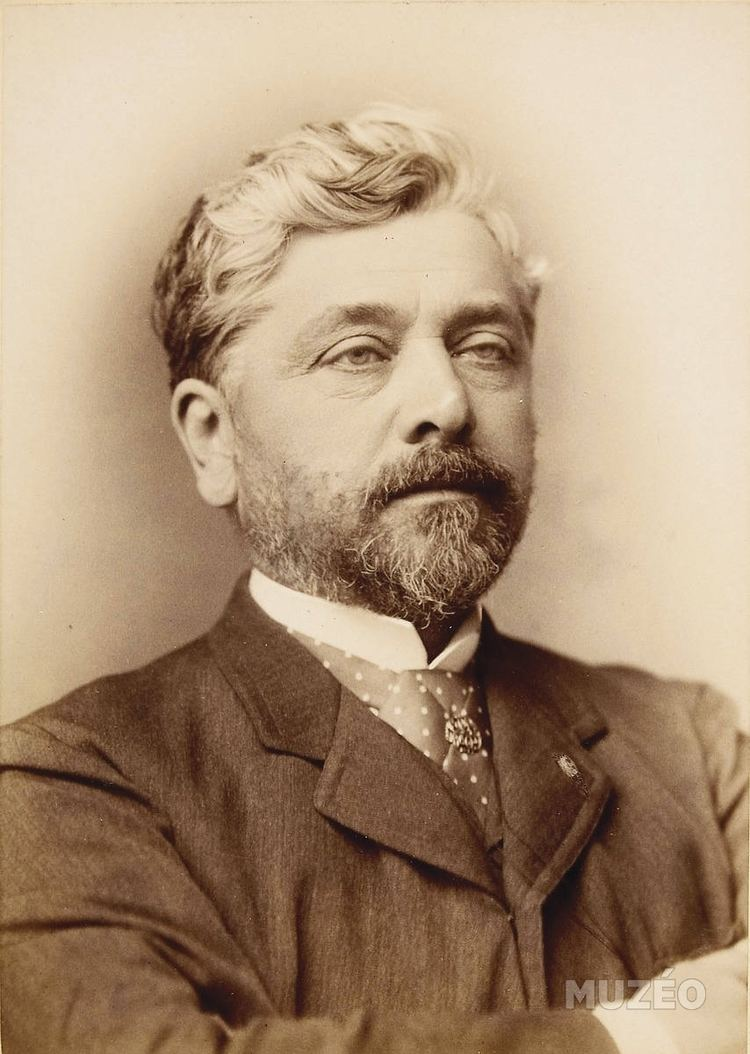 Gustave Eiffel Alexandre Gustave Eiffel 18321923 French civil engineer and