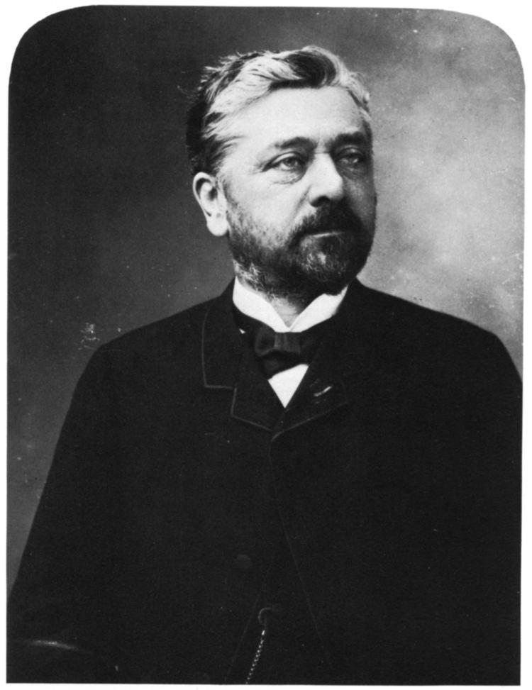 Gustave Eiffel uploadwikimediaorgwikipediacommons338Gustav