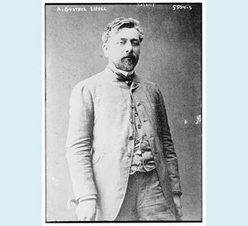 Gustave Eiffel Gustave Eiffel Engineer Behind Famous Paris Tower Framework for