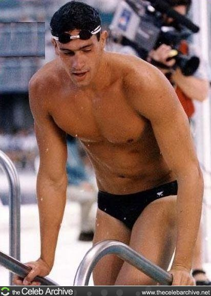 Gustavo Borges DAILY MALE Gustavo Borges is the first Brazilian swimmer to claim