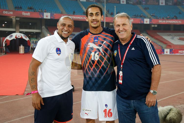 Gustavo Marmentini Where has Gustavo Dos Santos disappeared DELHI DYNAMOS ARENA