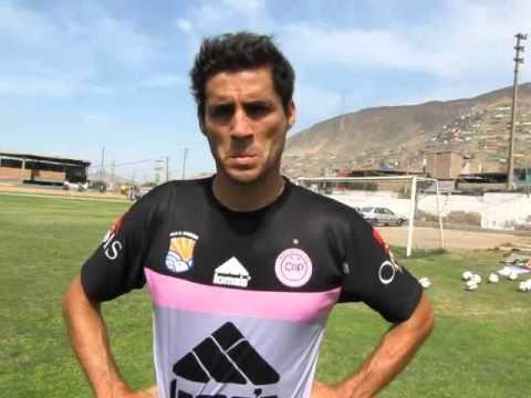 Gustavo Vassallo Entrevista a Gustavo Vassallo previo al partido contra UTC