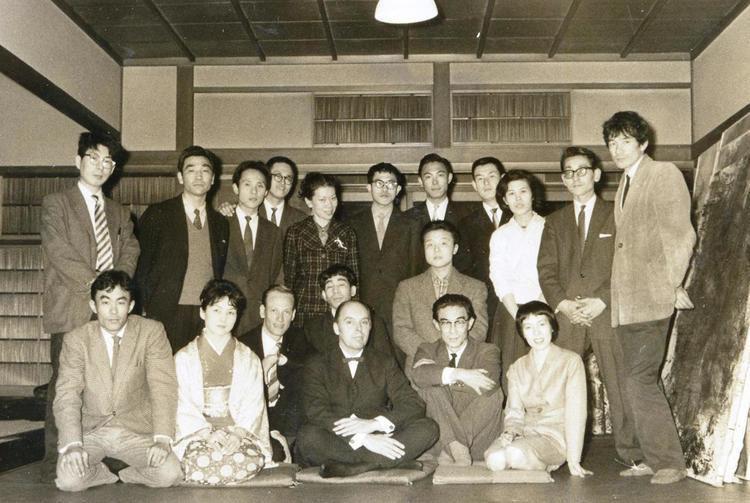 Gutai group Christo Coetzee photo album Japan and Spain 19581962