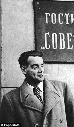 Guy Burgess Biography reveals Cambridge spy Guy Burgess spent his last days