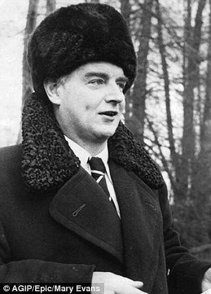 Guy Burgess Cambridge spy Guy Burgess would sleep with anyone from 17 to 75