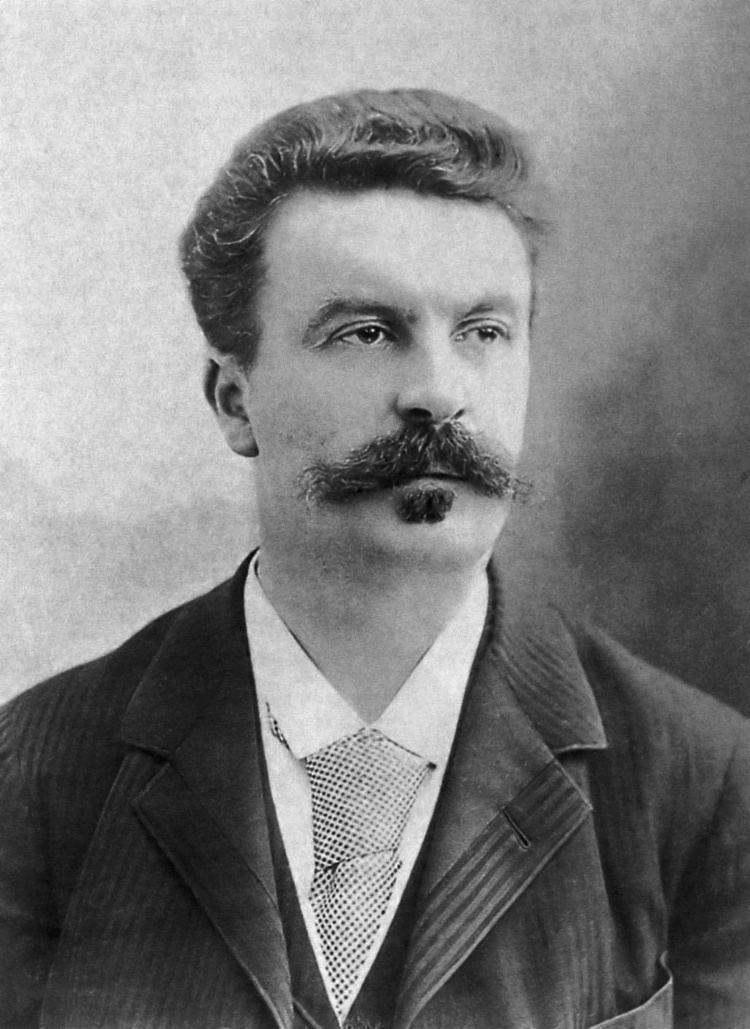 Guy de Maupassant httpsuploadwikimediaorgwikipediacommons99