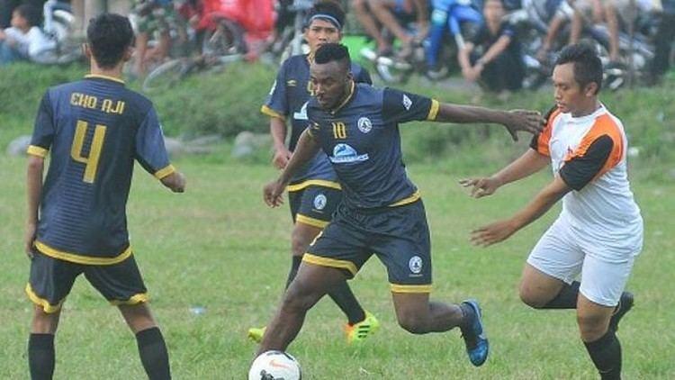 Guy Junior Ondoua FC Boyong Guy Junior dari Madura United