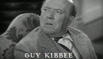 Guy Kibbee Babbitt 1934 Starring Guy Kibbee Aline MacMahon Immortal Ephemera