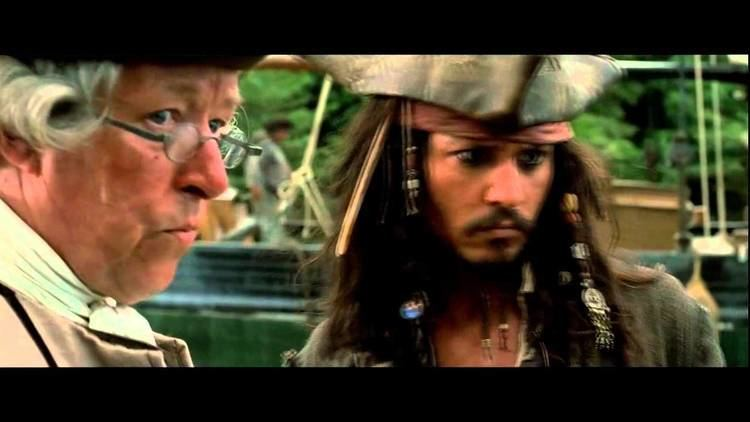 Guy Siner The Curse of the Black Pearl Guy Siner as the harbor