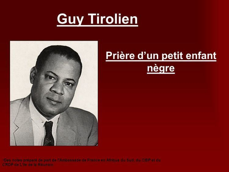 Guy Tirolien Alchetron The Free Social Encyclopedia