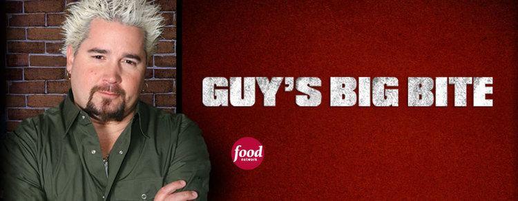 Guy's Big Bite Picture of Guy39s Big Bite