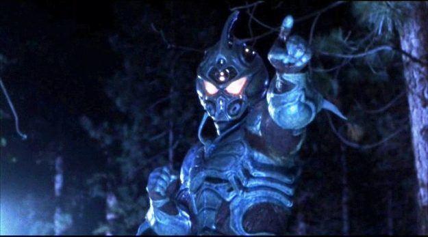 Guyver: Dark Hero Blast From The Past The Guyver Mutronics And Dark Hero