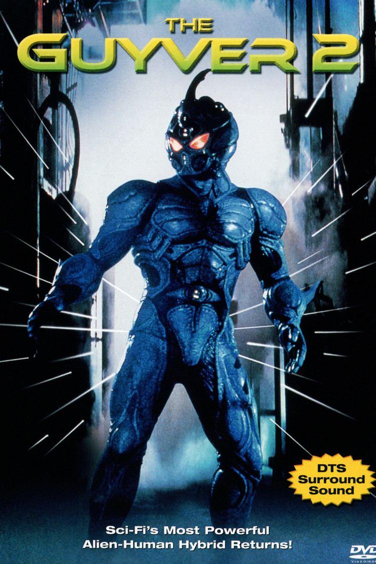 Guyver: Dark Hero wwwgstaticcomtvthumbdvdboxart16781p16781d