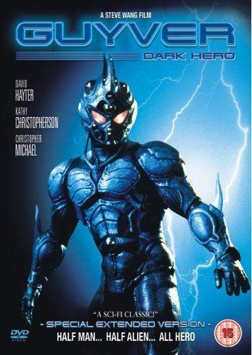Guyver: Dark Hero Guyver Dark Hero Special Extended Version DVD Amazoncouk