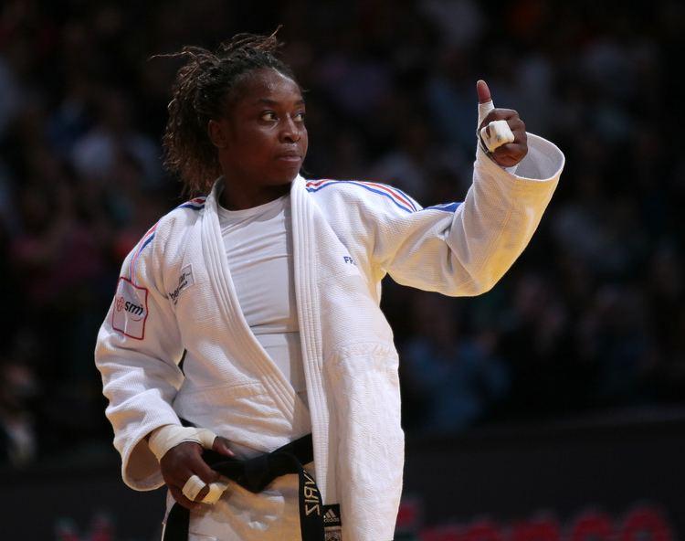 Gévrise Émane Gvrise Emane le judo cinq toiles Au tapis