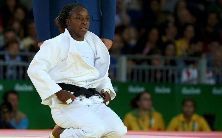 Gévrise Émane Rio 2016 Grande favorite en judo Gvrise Emane limine d39entre