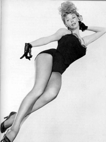 Gwen Verdon Singin and Dancing Back in Time Happy Birthday Gwen Verdon