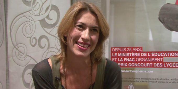 Gwenaëlle Aubry INTERVIEW le double quotjequot de Gwenalle Aubry