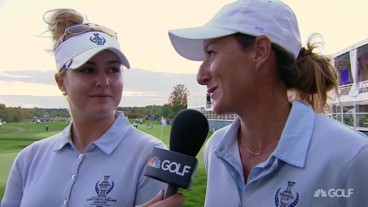 Gwladys Nocera Gwladys Nocera Videos Photos Golf Channel