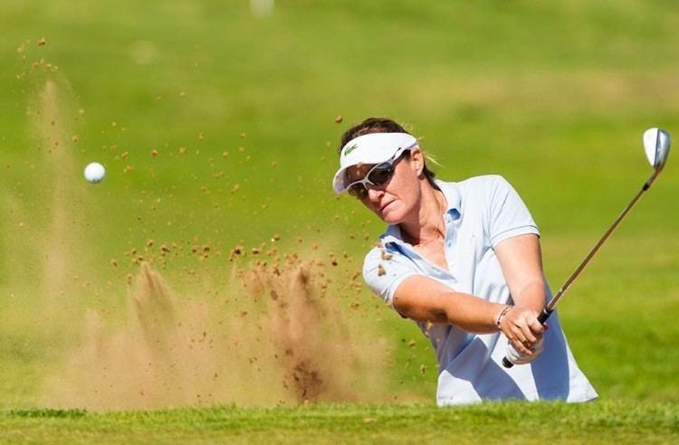 Gwladys Nocera Gwladys gets second chance at Golf de LOcean Ladies European Tour