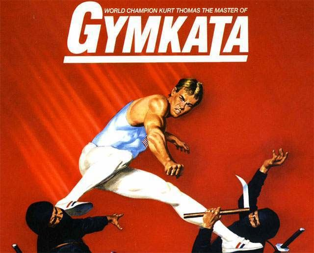 Gymkata Worst of Netflix Gymkata