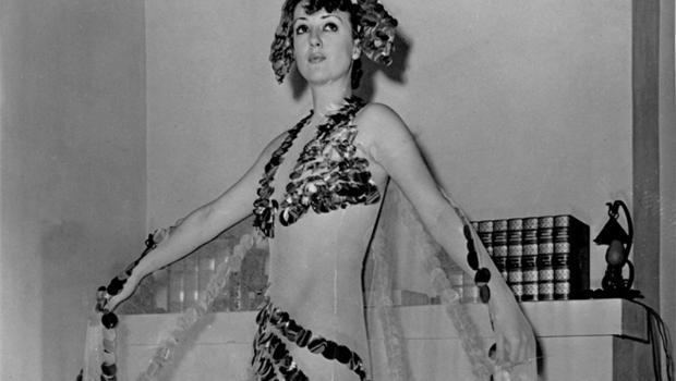 Gypsy Rose Lee A revealing look at Gypsy Rose Lee CBS News