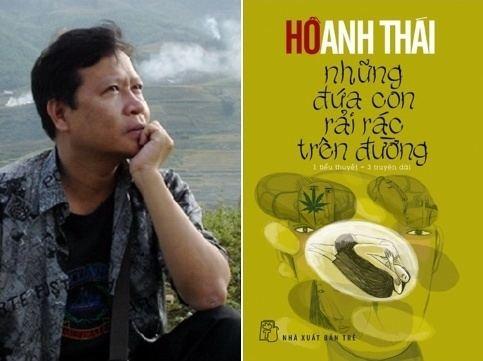 Hồ Anh Thái Nh vn H Anh Thi Tip tc vit t ngoi bin gii TTVH Mobile