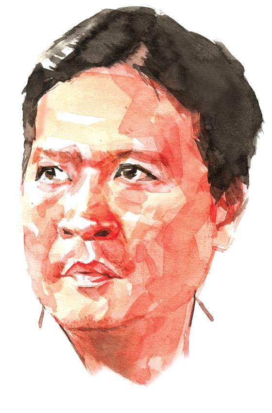Hồ Anh Thái H Anh Thi c tnh yu ln cn phi hc Esquire Vit Nam