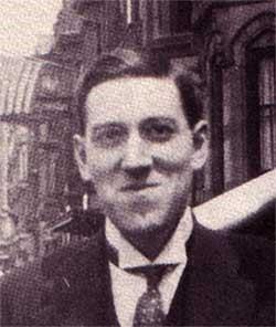 H. P. Lovecraft HP Lovecraft Creator TV Tropes