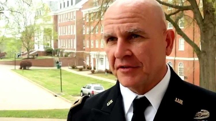 H. R. McMaster MG HR McMaster USA at Hargrave Military Academy YouTube