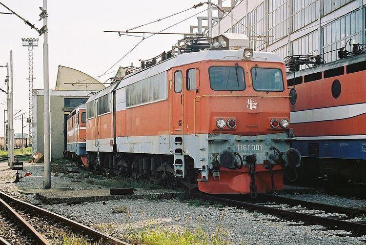HŽ series 1161