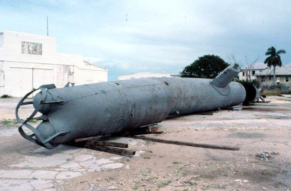 HA. 19 (Japanese Midget Submarine) Florida Memory quotJapanese Midget Submarinequot at Naval Station Key