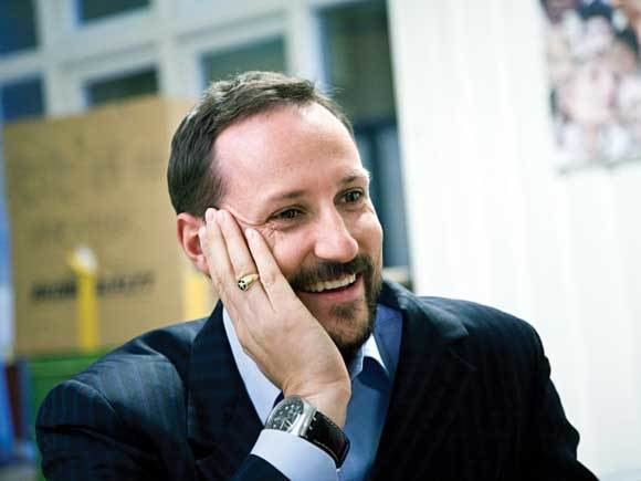Haakon, Crown Prince of Norway The Royal House of Norway Crown Prince Haakon