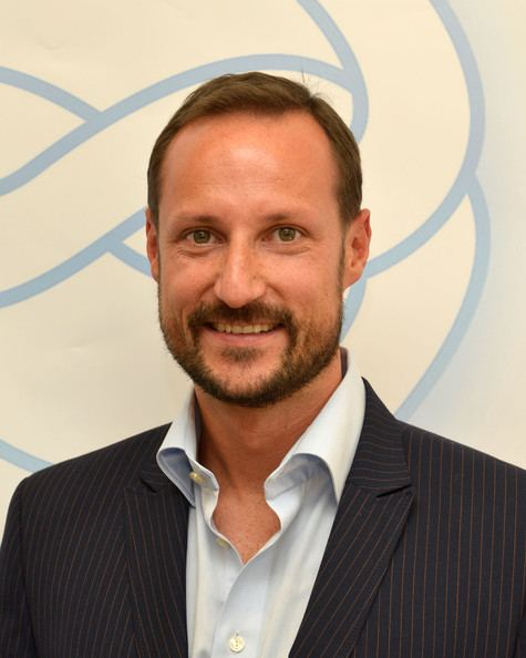 Haakon, Crown Prince of Norway HRH Crown Prince Haakon Of Norway Visits Harlem