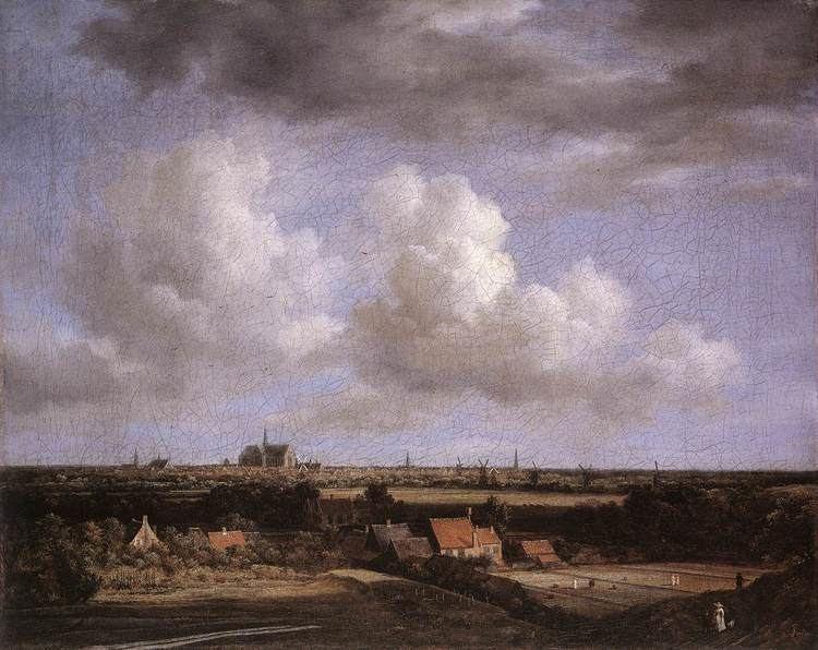 Haarlem Beautiful Landscapes of Haarlem